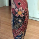 &quot;After&quot; Tattoo by Maki Shindo