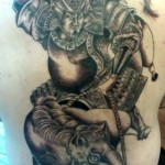 Tattoo by Maki Shindo