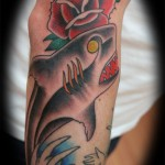 Tattoo by Levi Greenacres